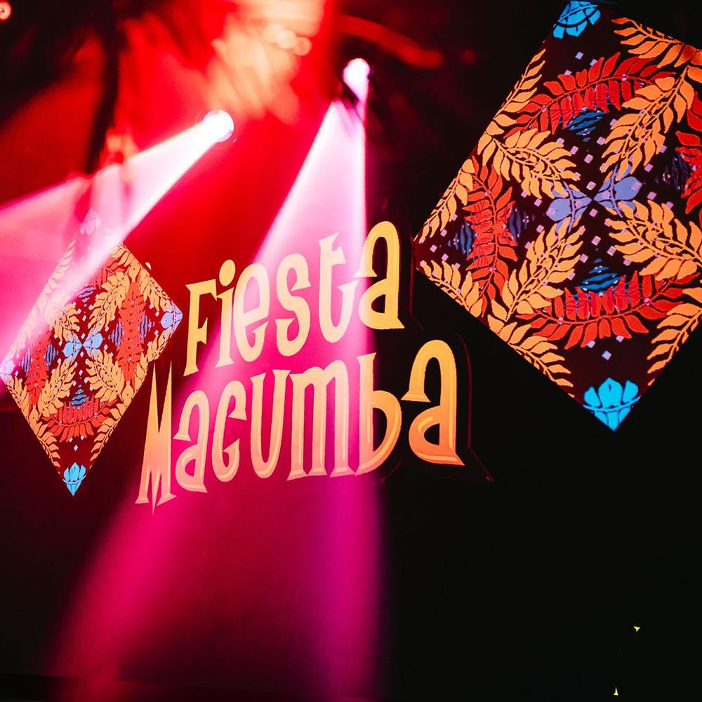 Fiesta Macumba - Doornroosje